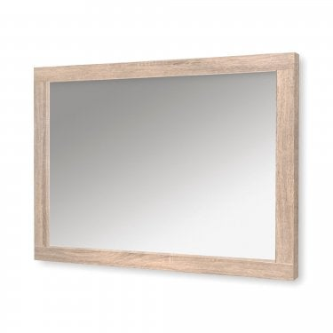 Hamilton Sonoma Oak Wall Mirror