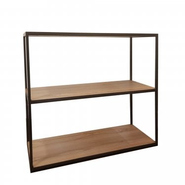 Hannigan Small Bookcase, Oak