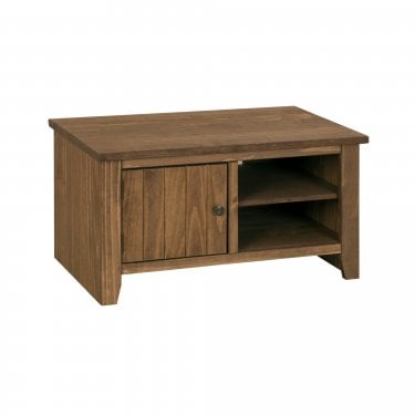 Havana Rustic Pine TV Unit