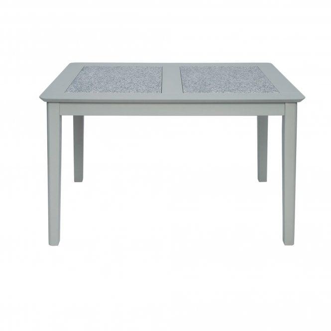 Highland Perth Rectangular Dining Table, Dark Stone Grey