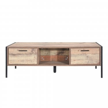 Hoxton Distressed Oak Coffee Table