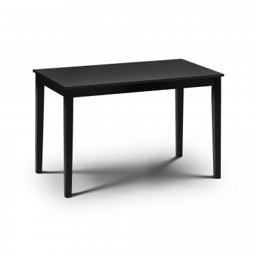 Hudson Black Dining Table