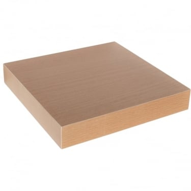 Hudson Foiled Beech 240x240mm Shelf Kit