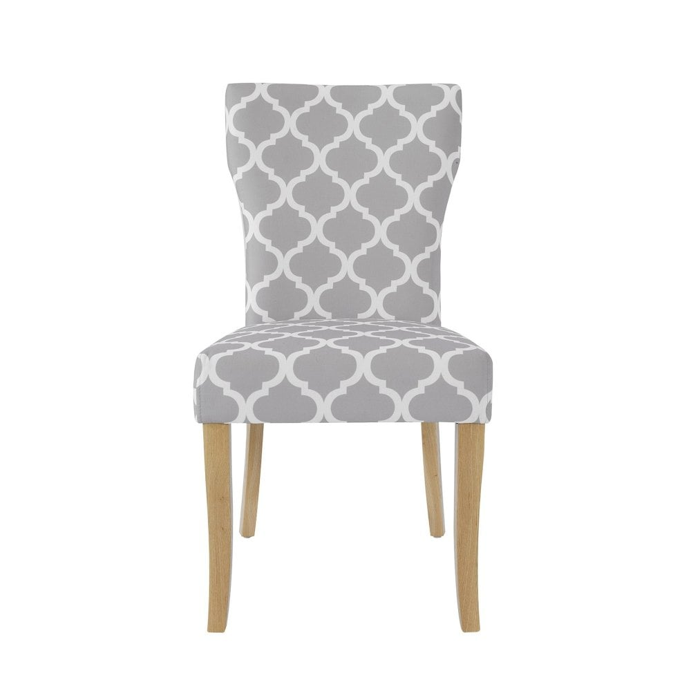 Lpd Furniture Hugo Greywhite Dining Chair Leader Stores