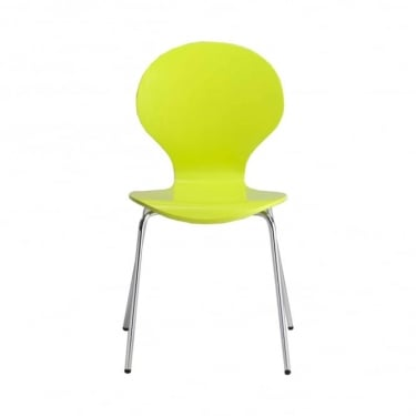 Ibiza Lime Dining Chair 4-Pack