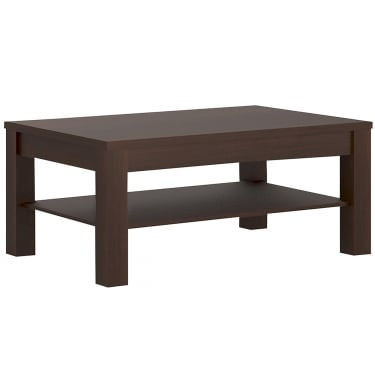 Imperial Dark Mahogany Coffee Table