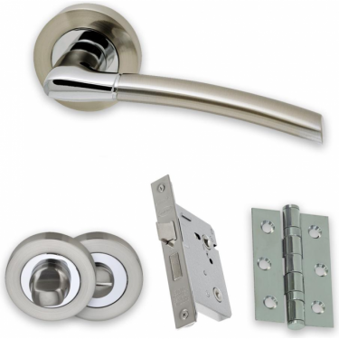 Intelligent Hardware The Developer Falcon CP/SN Bathroom Handle Pack