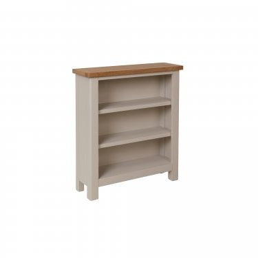 Isabela Small Bookcase, Dove Grey