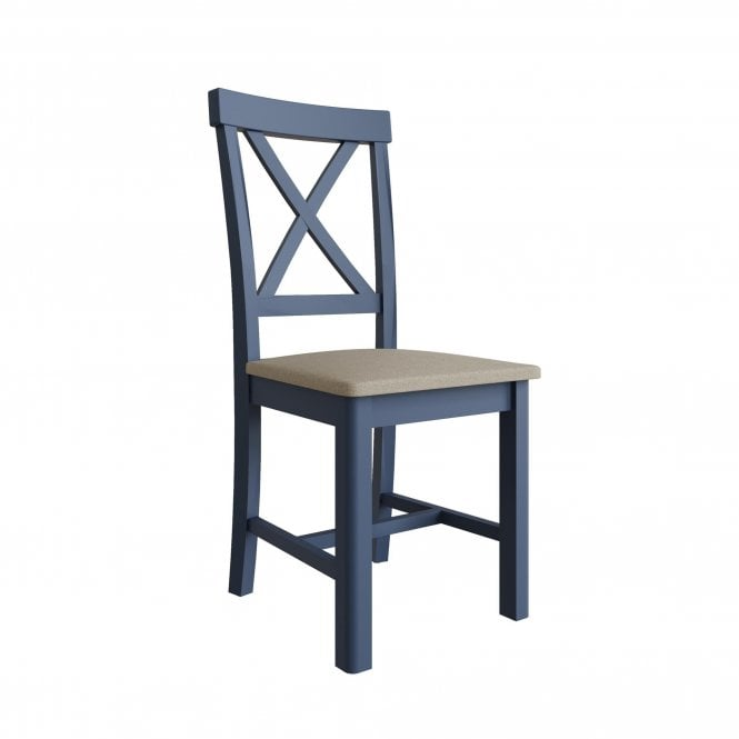 Isabella Dining Chair, Blue