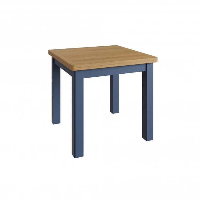 Isabella Flip Top Dining Table, Blue