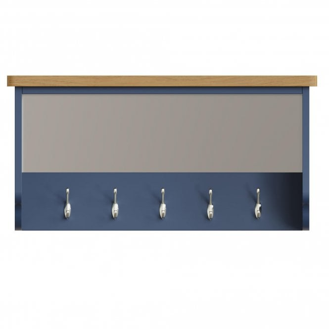 Isabella Hall Bench Top, Blue