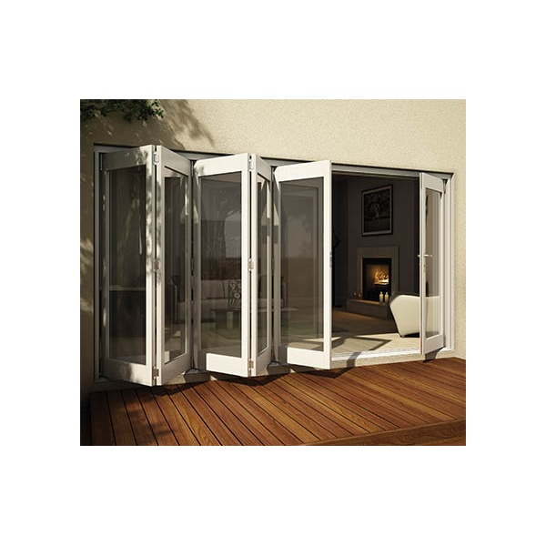 jeld wen wellington folding sliding patio door set leader stores. Black Bedroom Furniture Sets. Home Design Ideas