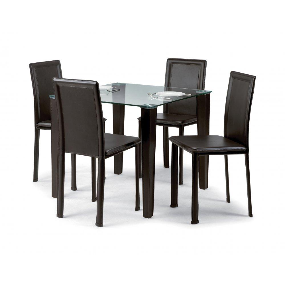 Dining Table Julian Dining Table : julian bowen quattro dining table 4 chairs set p4954 8521zoom from choicediningtable.blogspot.com size 1000 x 1000 jpeg 67kB