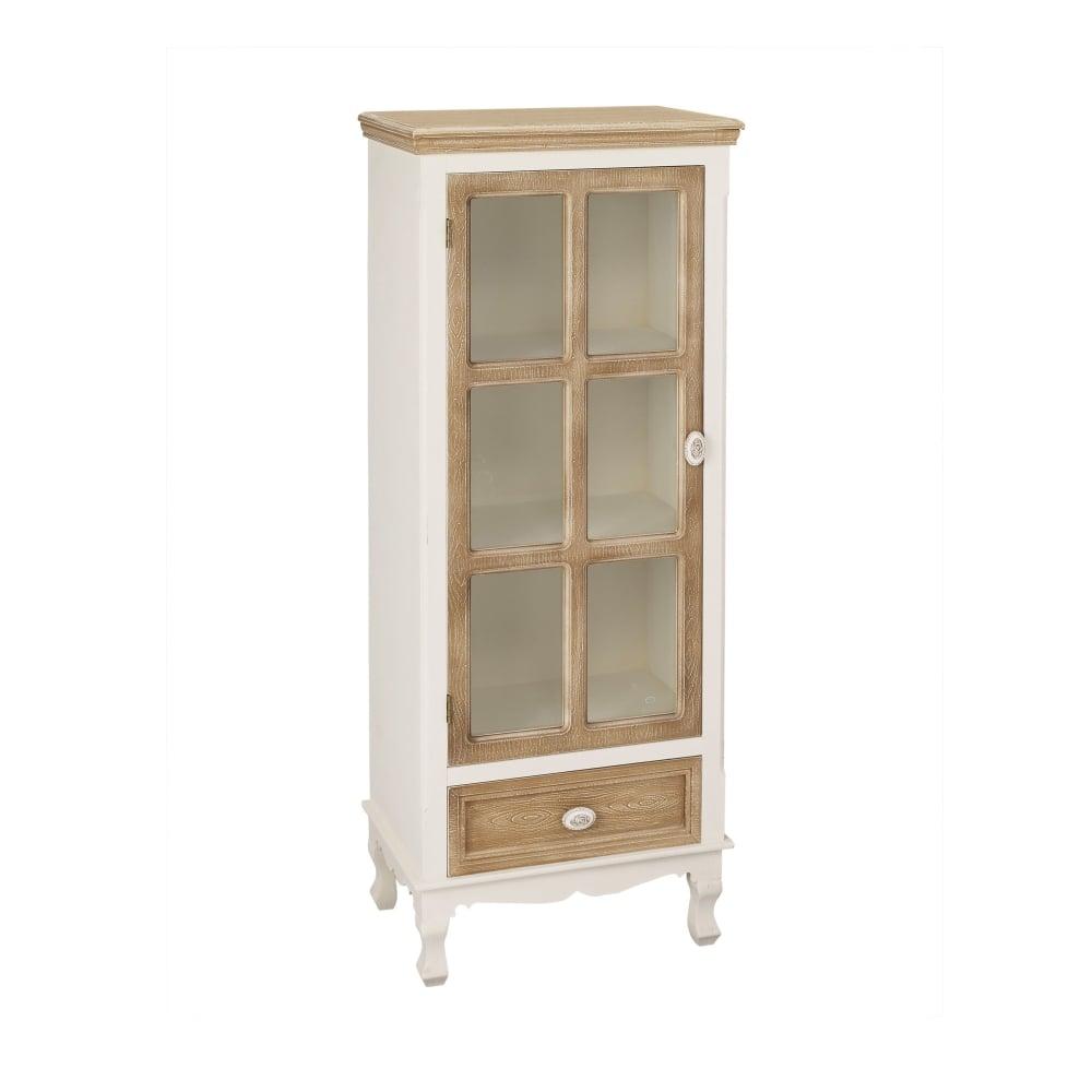 Lpd furniture juliette soft white 1 drawer 1 door display for Display home furniture
