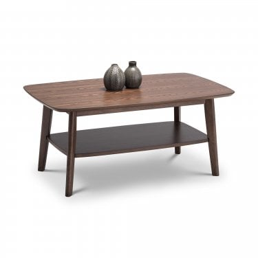 Kensington Walnut Coffee Table