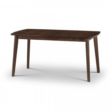 Kensington Walnut Extending Dining Table