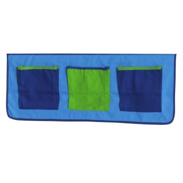 Furniture To Go Kids World Print Blue Pocket (1500604)