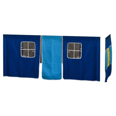 Furniture To Go Kids World Print Blue Tent (1500505)