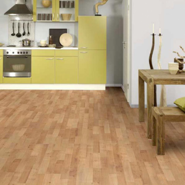 Krono Original Eurohome Kronoclic 6mm Wellington Oak Straight Edge Laminate Flooring (8843)