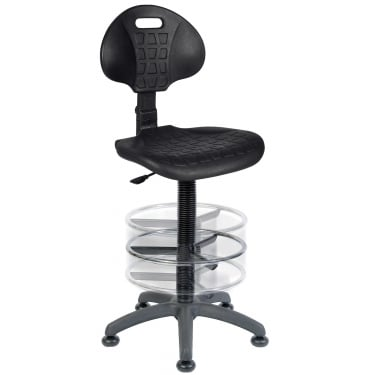 Labour Black Operator Chair