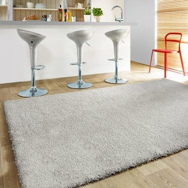 Large Burst Light Grey Rug 230x160cm (71151-050-160230)