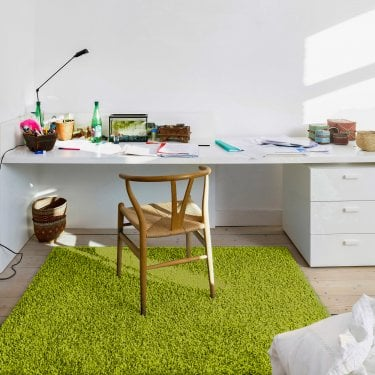 Large Burst Lime Rug 230x160cm (71151-040-160230)