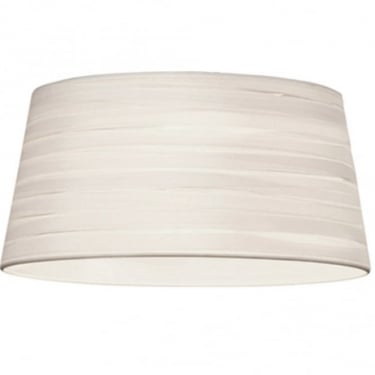 LEDS C4 Decorative Magma White Small Fabric Shade (PAN-163-14)