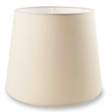 LEDS C4 Decorative Torino Beige Large Fabric Shade (PAN-159-BY)