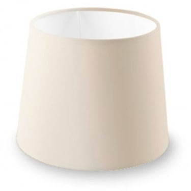 LEDS C4 Decorative Torino Beige Medium Fabric Shade (PAN-161-BY)