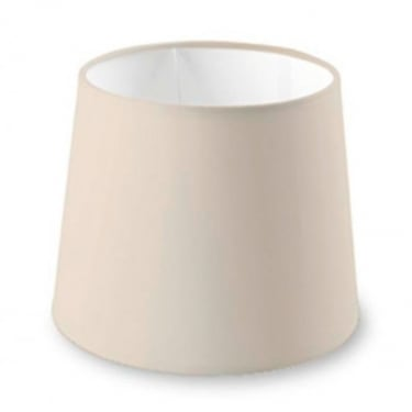 LEDS C4 Decorative Torino Beige Small Fabric Shade (PAN-157-BY)