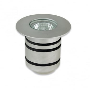 LEDS C4 Outdoor Gea Aluminium Anodized Recessed Uplight Light (55-9255-54-37)