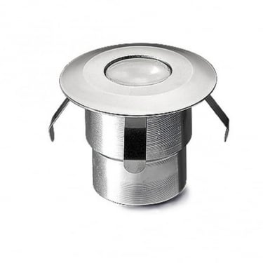 LEDS C4 Outdoor Gea Anodized Aluminium Outdoor Recessed Uplight Floor Light (55-9768-54-T2)