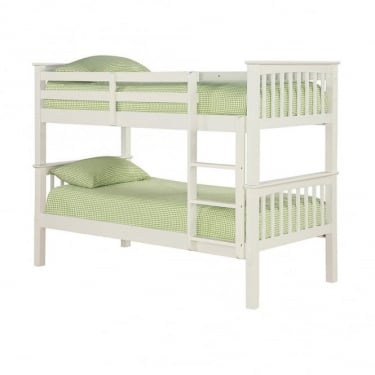 Leo Off White 3'0 Bunk Bed