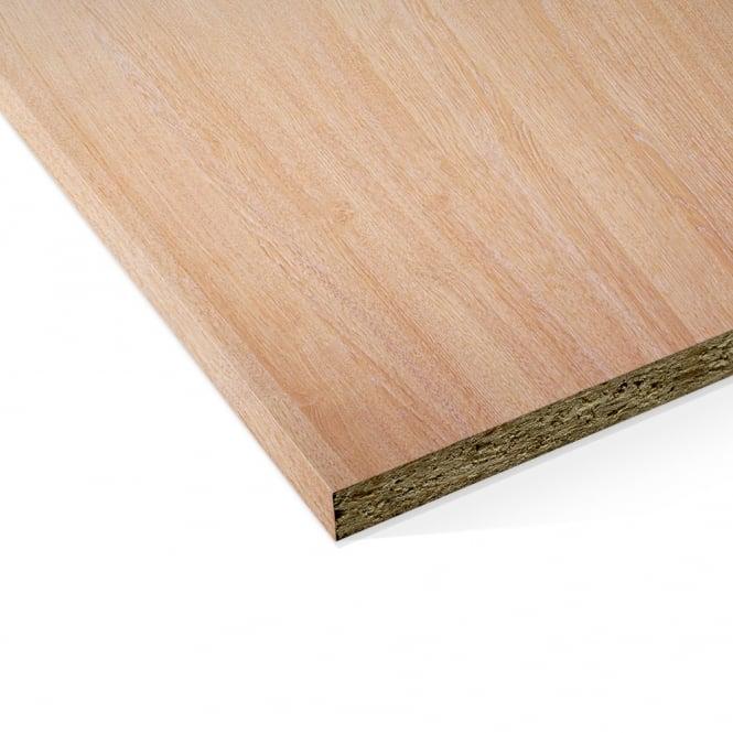 Limed Oak 15mm Contiplas Furniture Board