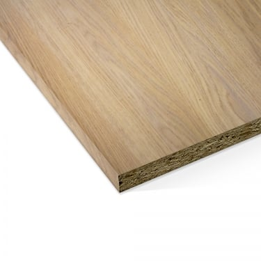Lissa Oak 15mm Contiplas Furniture Board