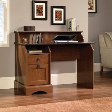 Lloyd Computer Desk, Autumn Maple