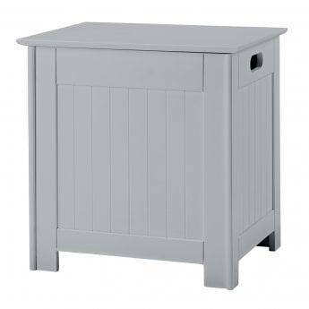 mirrored wall cabinet. LPD Furniture Alaska Grey Laundry Box Mirrored Wall Cabinet