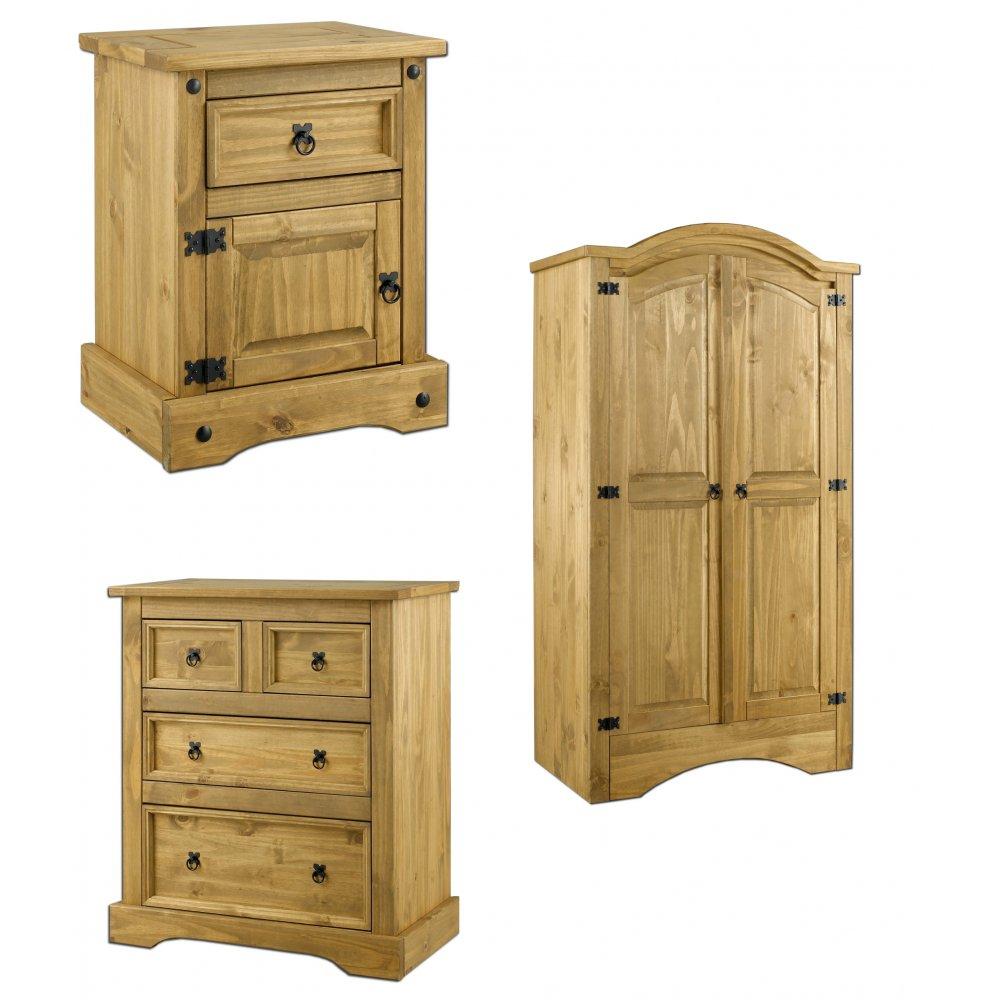 LPD Furniture Corona Bedroom Set Leader Stores