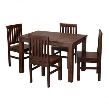 LPD Furniture Jaipur Sheesham Dining Set