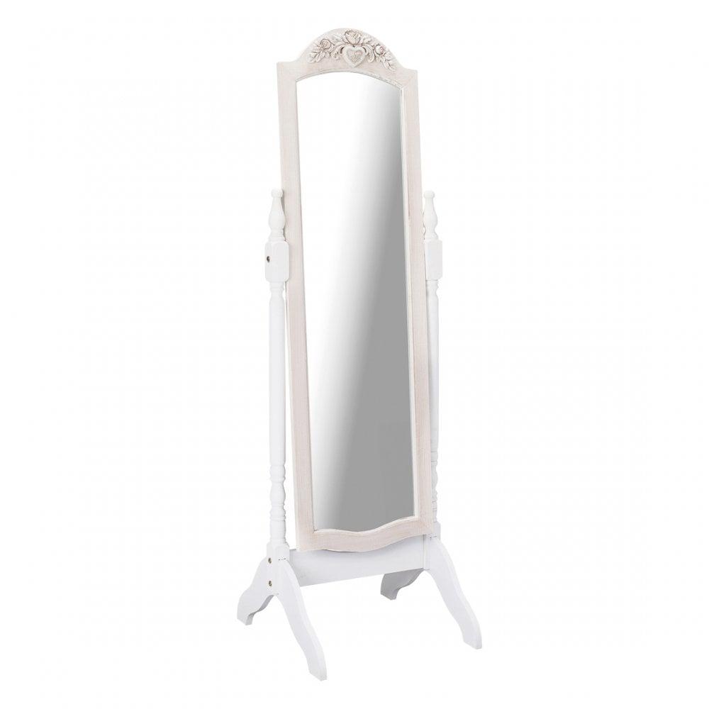 Lpd Furniture Juliette Cheval Mirror Leader Stores