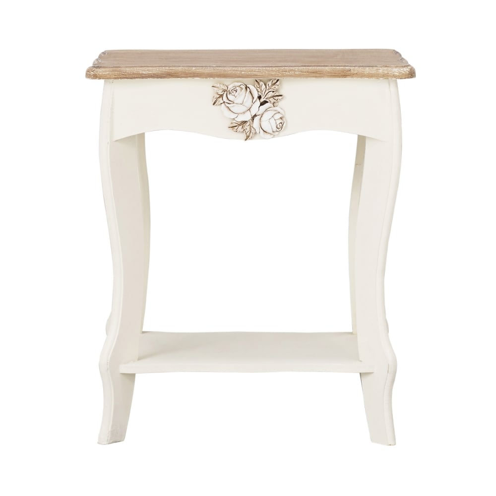 Lpd furniture juliette soft white lamp table leader stores juliette soft white lamp table aloadofball Gallery