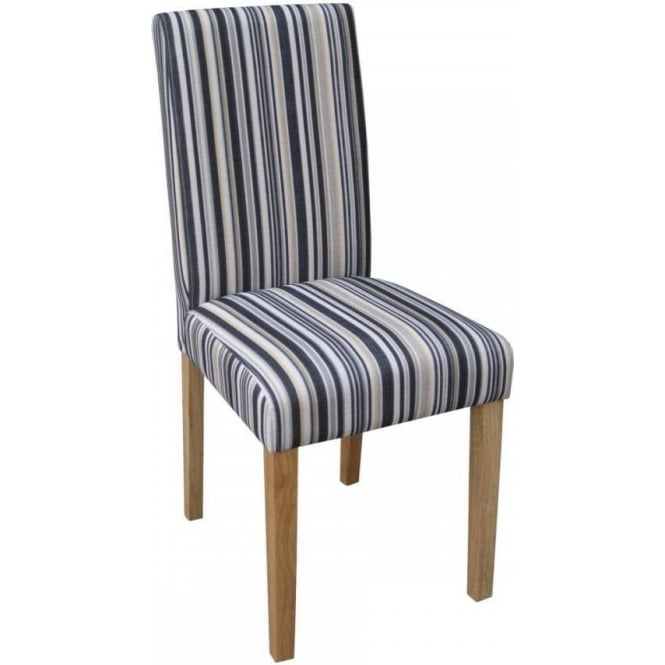 Lorenzo Striped Dining Chair (2)