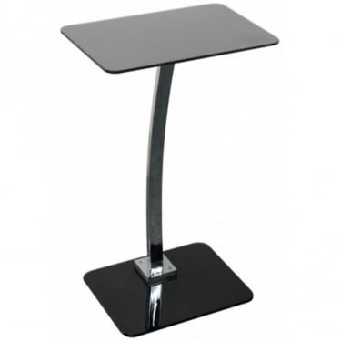 LPD Furniture Neo Black Laptop Table