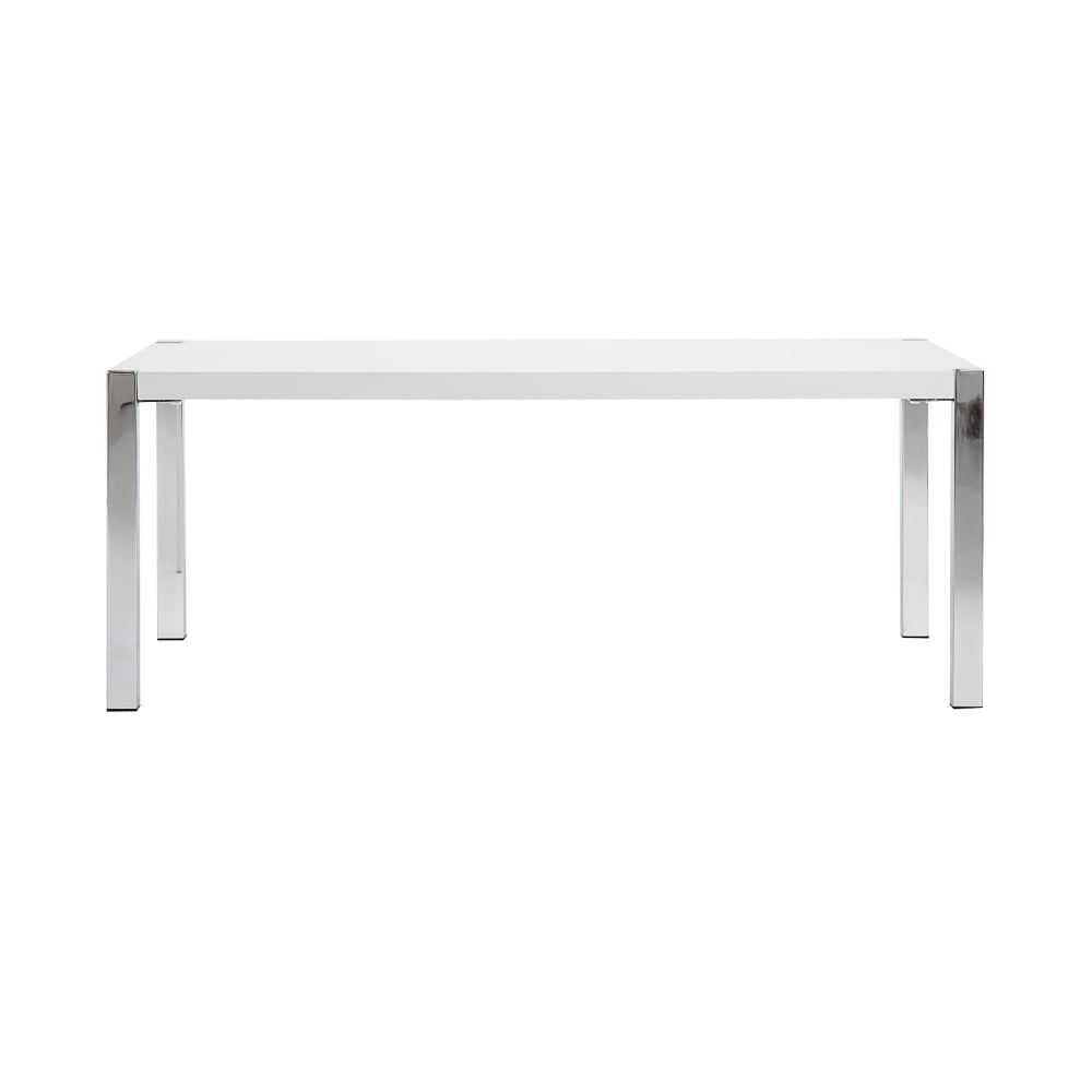 Lpd Furniture Accent White Coffee Table: LPD Furniture Novello High Gloss White Coffee Table