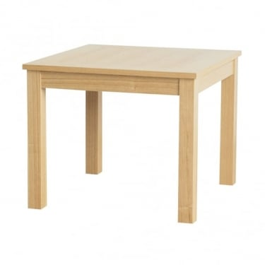 LPD Furniture Oakridge Ash End/Lamp Table