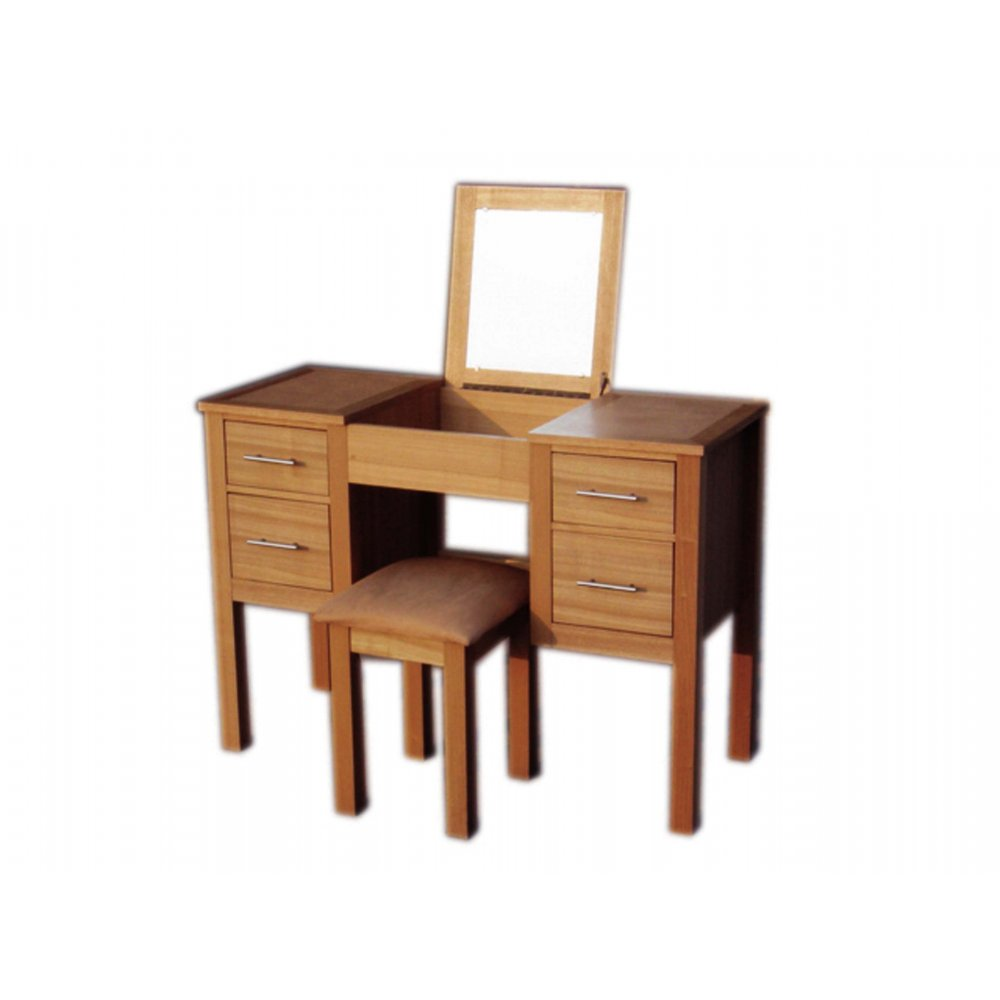 Buy dressing tables by evok online dressing tables dressing tables - Lpd Furniture Oakridge Dressing Table Stool Leader Stores