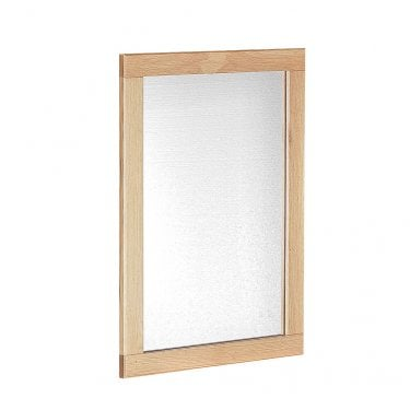 LPD Furniture Ocean Natural Dressing Table Mirror (OCEANMIR)