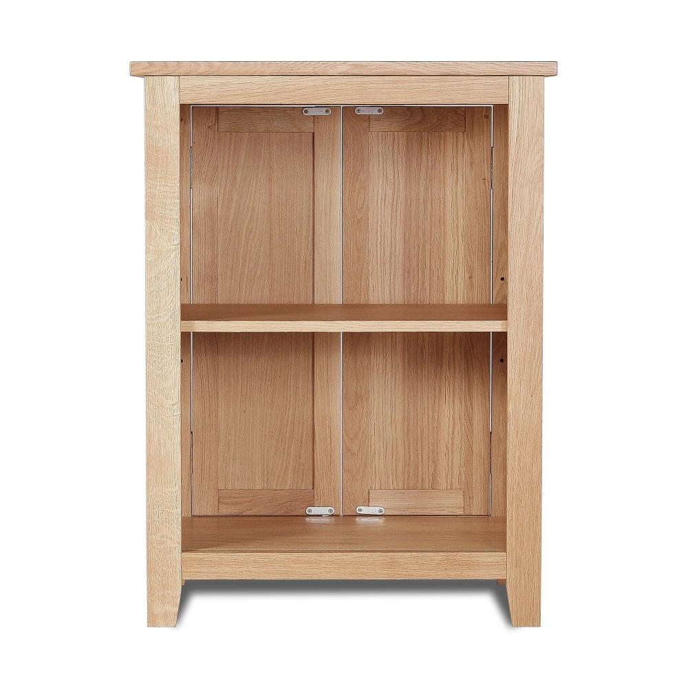 Lpd Furniture Ocean Oak Sink Vanity Unit Leader Stores