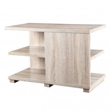 LPD Furniture Oslo Sonoma Oak Coffee Table (OSLOCOF)