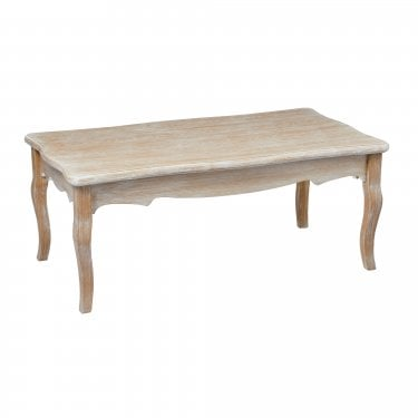 LPD Furniture Provence Weathered Oak Coffee Table (PROVCOF)